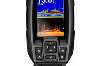 Эхолоты garmin striker